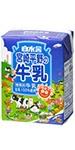 宮崎平野の牛乳(パック)